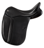 Fairfax Classic Open Seat Dressage Saddle Side