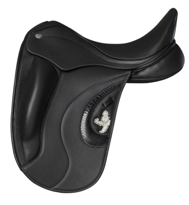 Fairfax World Class Monoflap Dressage - Croc Trim